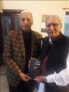 With Dr.Shahbaz Malik at Lahore